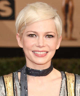 Michelle Williams's Louis Vuitton Jewelry Campaign Is Here–and It's Gorgeous