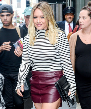 This Is How Hilary Duff Learned to Love Her Legs
