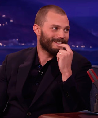 Jamie Dornan Shows Off His Sexy Muscles, Ladies Everywhere Go Nuts