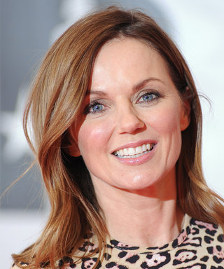 """Ginger Spice"" Geri Halliwell Reveals Adorable Photo of New Baby"
