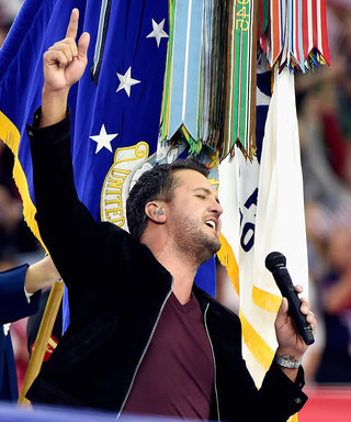 Luke Bryan Puts His Own Country Twang on the National Anthem