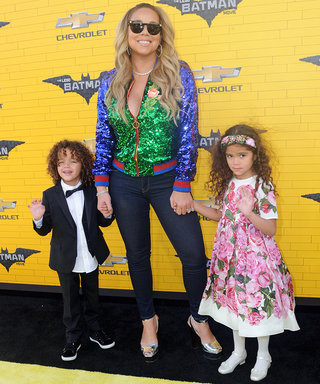 Mariah Carey's Twins Win the Red Carpet