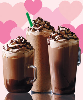 Starbucks Is Vying to Be Your Valentine with 3 Molten Chocolate Drinks