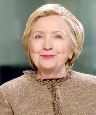 "Hillary Clinton Is Here to Inspire You: ""The Future Is Female"""