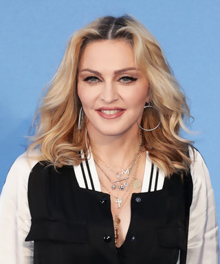 "Madonna Gives Us a Peek at Her New Twin Daughters: ""I Am Deeply Grateful"""