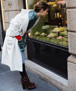 The Shoes Fashion Girls Wear During NYFW in the Winter