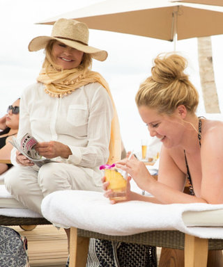 Goldie Hawn and Amy Schumer Are Totally Badass in New Snatched Trailer