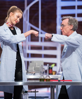 "Karlie Kloss Is Going to Be ""Nerding Out"" in Bill Nye's New Show"