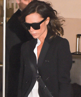 Victoria Beckham Ditches Her Signature Heels for Adidas Sneakers
