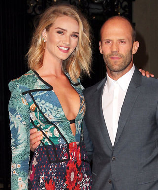A Baby Is on the Way for Rosie Huntington-Whiteley and Jason Statham