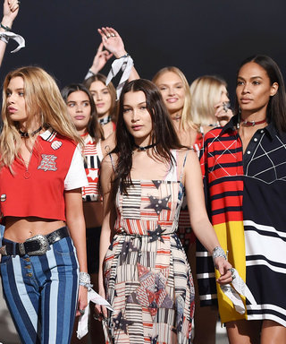 15Things InStyle Editors Wanted to Buy Immediately from Tommy Hilfiger's Show