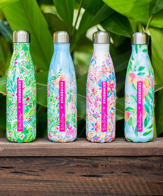 Lilly Pulitzer Just Made the Cheerful Water Bottle of Your Dreams