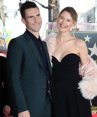 Photo Evidence that Birthday Boy Adam Levine and Behati Prinsloo Are the Cutest Couple