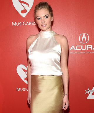 Kate Upton Declares Her Love for Tom Petty