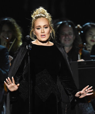 Adele Had to Restart Her Emotional Tribute to George Michaelat the Grammys