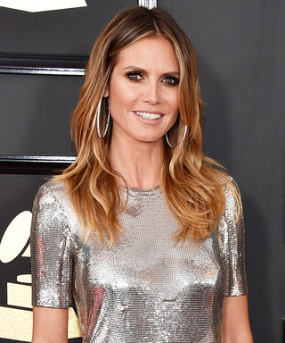 These Celebs Glittered Like a Disco Ball at the 2017 Grammys