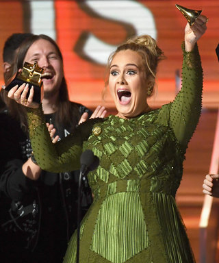 Adele Tries to Give Her Grammy to Beyoncé, and Everyone Is Crying