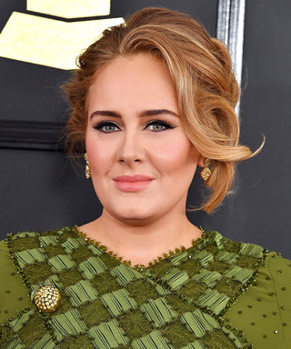 See Yourself in Adele's Grammy Awards Makeup—No Glam Squad Required
