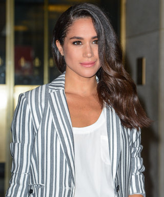 Take a Peek Inside Meghan Markle's Living Room
