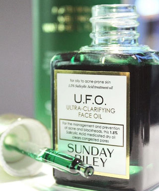 The Unexpected Way to Use Sunday Riley's Acne Clearing Facial Oil