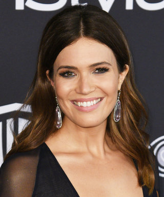 Mandy Moore Wins #TBT with Epic Photo of Her and Justin Timberlake