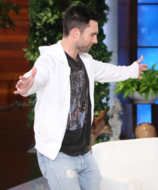 Try Not to Tear Up Listening to Adam Levine Gushing About His Daughter
