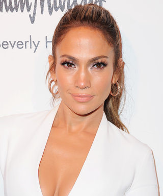 Jennifer Lopez's Valentine's Day Look Was as Red-Hot as Can Be