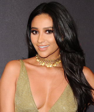 Shay Mitchell Wore the Longest Braid Ever to NYFW