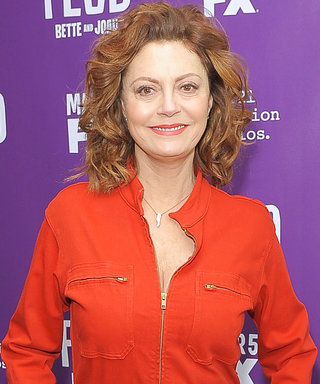 Susan Sarandon Shows Us How to Wear Head-to-Toe Red