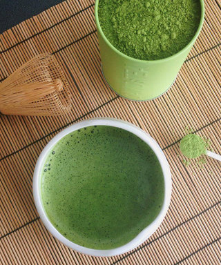 One Up Your Healthiest Friend with Kale Matcha