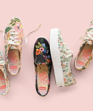 Keds x Rifle Paper Co. Just Created This Whimsical Sneaker Collection