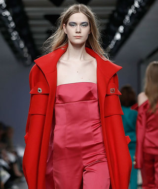 See the Best Looks from the Central Saint Martins Runway Show
