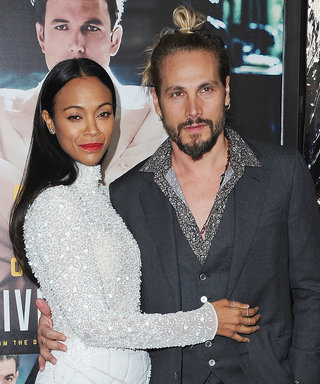 Zoe Saldana's New Baby Is Here!