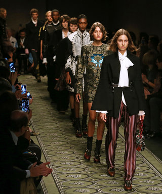 Watch the Burberry Runway Show Live Here Today