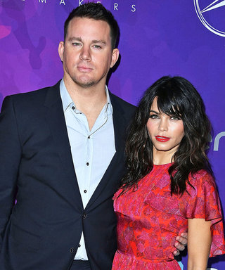 Channing Tatum and Jenna Dewan Tatum's Sexy Beach Moment