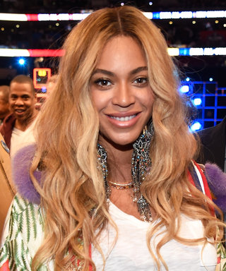 How Beyoncé Styled Her Baby Bump to Sit Courtside with Jay Z & Blue Ivy