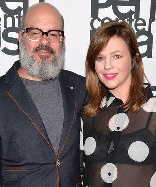 Amber Tamblyn & David Cross Just Welcomed Their First Child