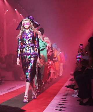 Calling All Gucci Girls: Live Stream the Gucci Runway Show Here