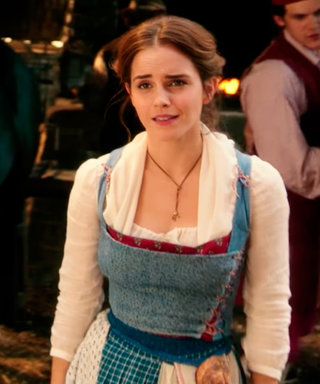 "Watch Emma Watson Perform ""Belle"" in Classic Beauty and the Beast Scene"