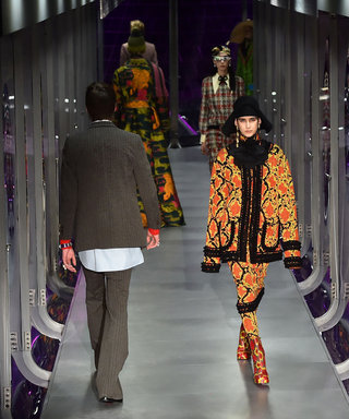 See All the Wild and Mild Looks from the Gucci Fall 2017 Runway Show