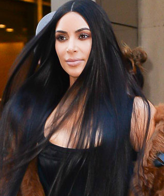 See Kim K. in a Full-On Missy Elliott Sweatsuit to Lose 7 Pounds