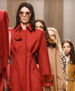 Our Favorite Looks from Fendi Fall 2017