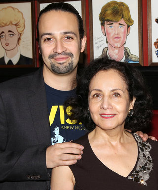 Lin-Manuel Miranda's Latest Gig? Helping Mom Pick Out an Oscars Gown
