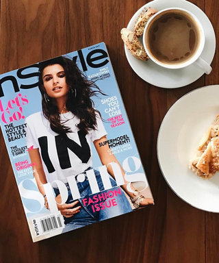 Here's How InStyle Readers Devoured the March Issue—via Instagram