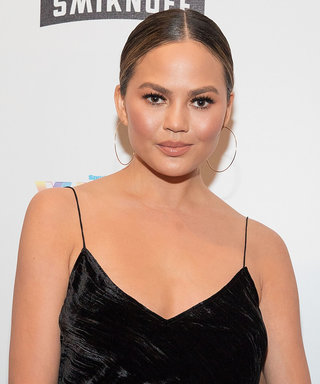 Chrissy Teigen Is Psyched to Sit Near Alicia Vikander