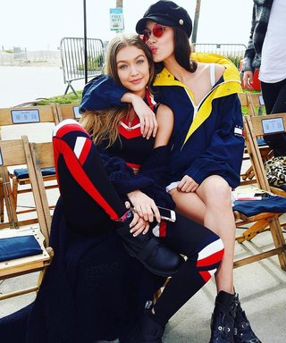 Bella and Gigi Hadid Hit Up Disneyland Paris