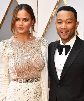 Chrissy Teigen Needed a Nap at the Oscars and Twitter Lost It