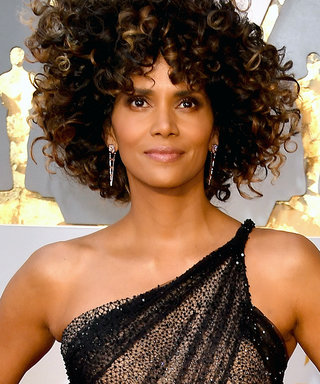 Halle Berry Drops Her Versace on the Floor, Goes Skinny-Dipping
