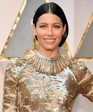 Watch the Workout Jessica Biel Squeezed in Before the Oscars