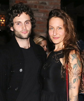 Surprise! Penn Badgley and Domino Kirke Are Married